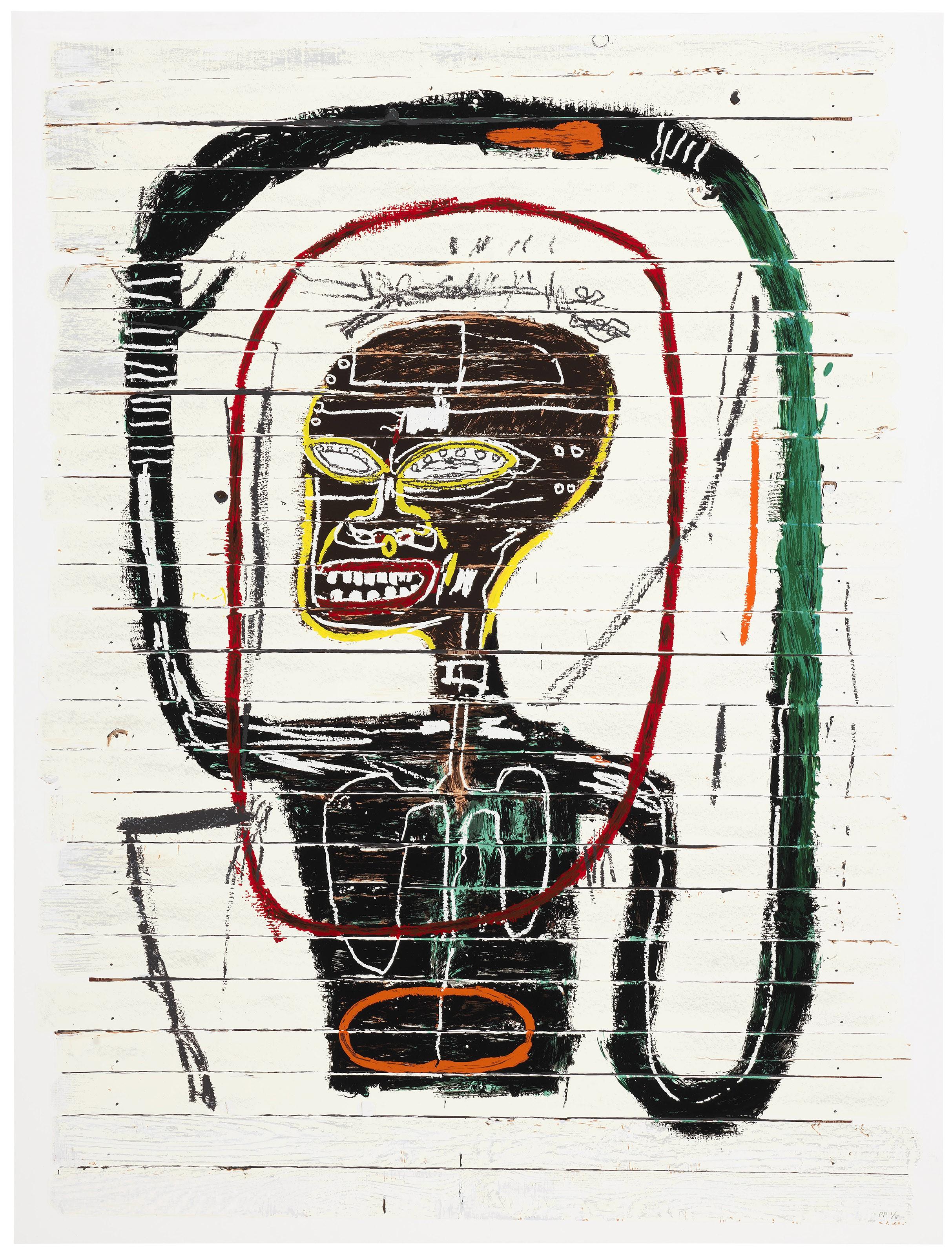 AFTER JEAN-MICHEL BASQUIAT (1960-1988)
