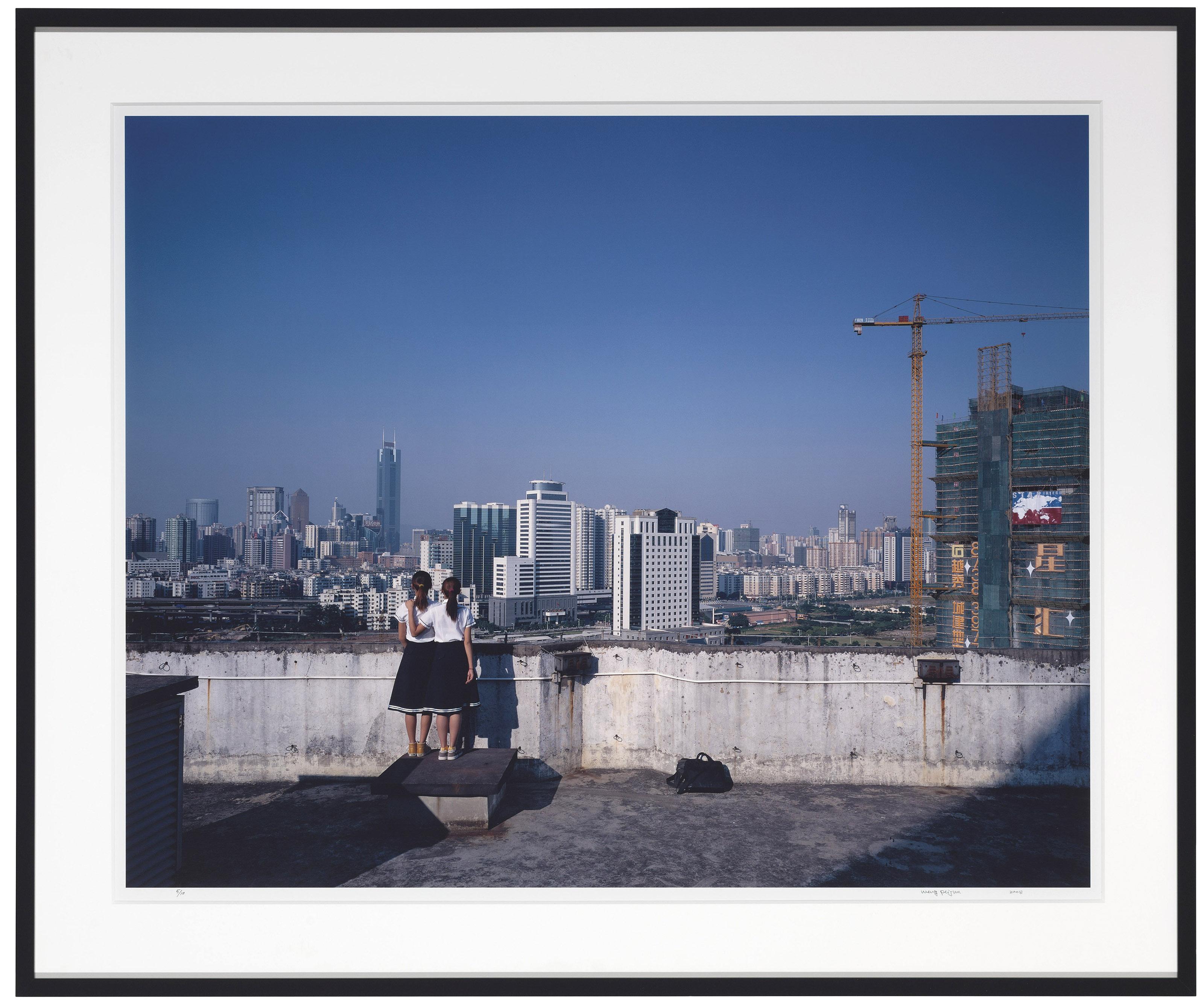 WENG FEN (CHINA, B. 1961)