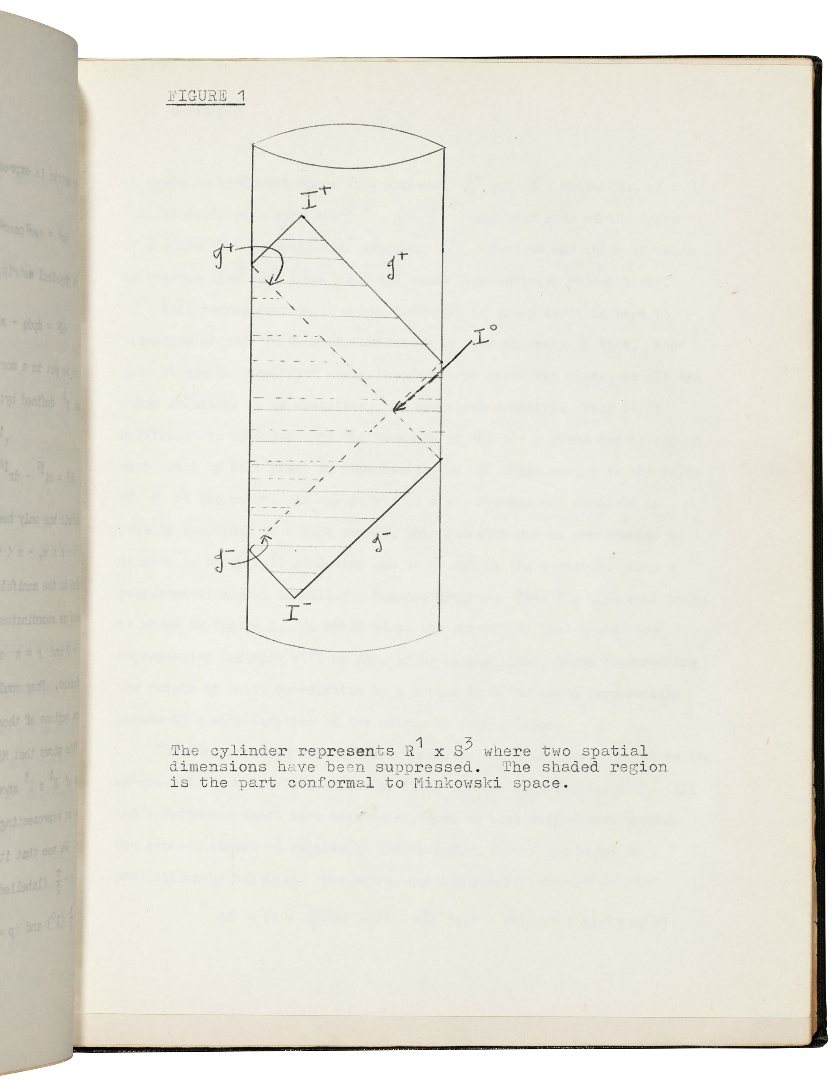 'Singularities and the geometry of space-time'