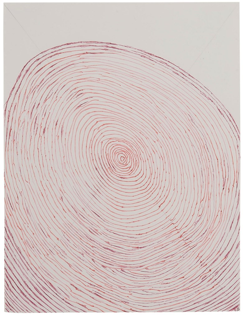 Louise Bourgeois (1911-2010), Untitled, 1997. 11⅞ x 8⅞ in (30 x 22.5 cm). Estimate                    £10,000-15,000. Offered in First Open Online, 12-20 September 2018