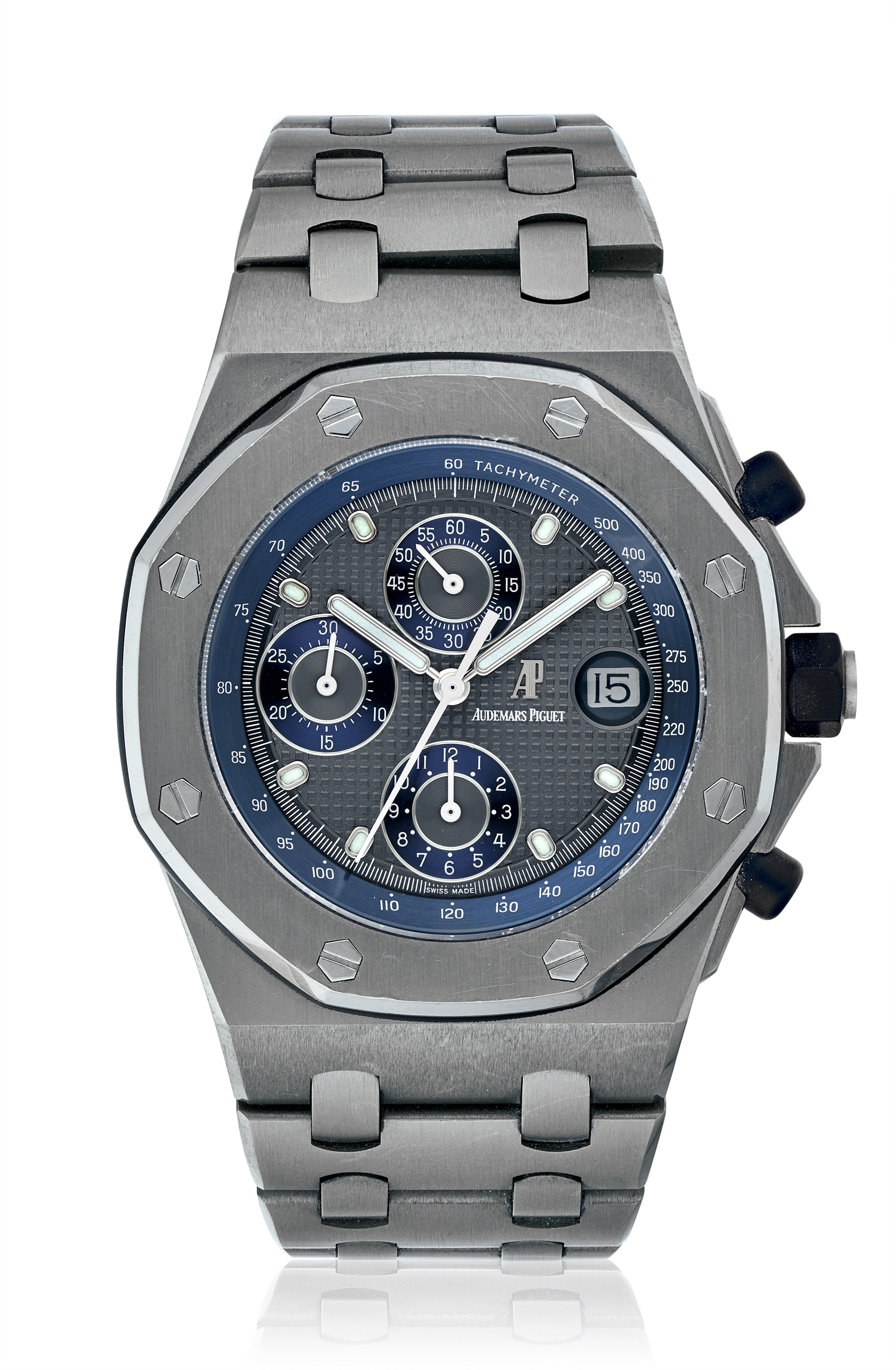AUDEMARS PIGUET, ROYAL OAK OFFSHORE E-SERIES