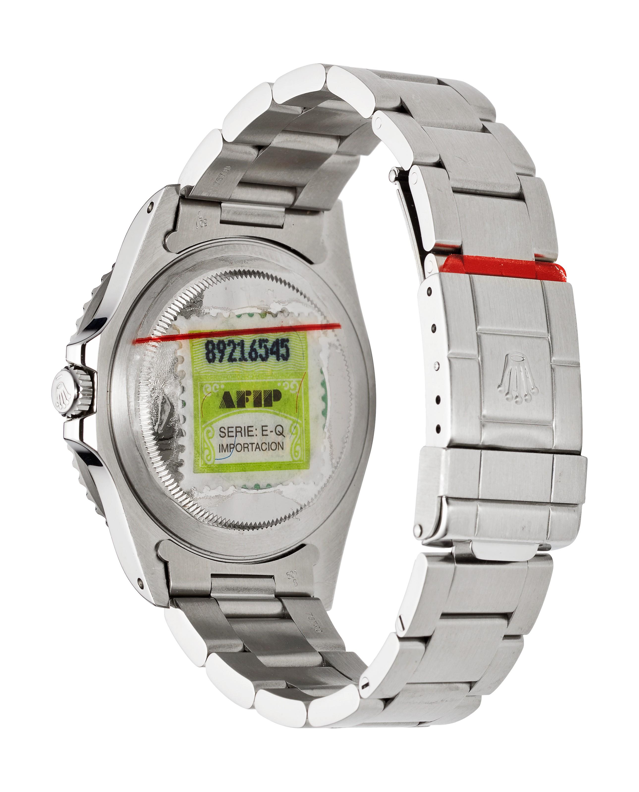 """ROLEX, GMT-MASTER """"PEPSI"""", REF. 16700"""