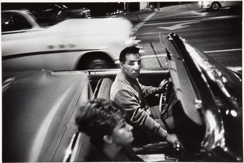 Garry Winogrand (1928-1984), Los Angeles, 1964. Mount 12½ x 17 in (31.7 x 43.1 cm). Estimate                    $10,000-15,000. This lot is offered in MoMA Garry Winogrand, 16-25 January 2018, Online