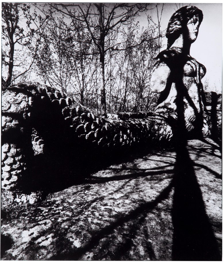 Bill Brandt (1904-1983), Bomarzo, Italy, 1965. Imagesheet 14 x 12 in (35.5 x 30.4 cm). Estimate                    $2,000-3,000. This lot is offered in MoMA Bill Brandt, 16-24 January 2018, Online
