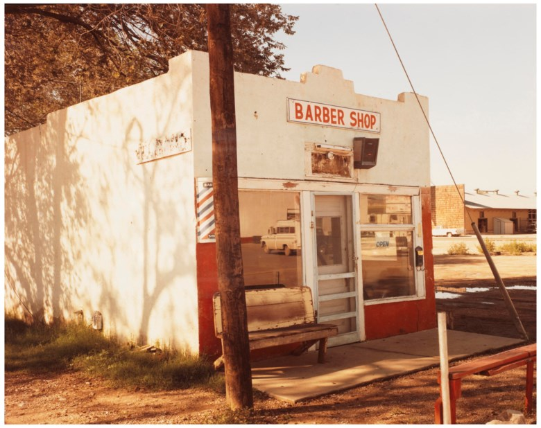 Stephen Shore (b. 1947), East Walnut Street, Roswell, New Mexico, September 26, 1974. Sheet 11 x 14 in (28 x 35.5 cm). Estimate                    $6,000-8,000. Offered in Stephen Shore Vintage Photographs, 22-30 May 2018, Online